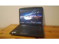 Acer Emachine E530 Laptop, Intel Processor, 2GB RAM, 120GB HDD, Windows 7, DVD, WIFI. Cheap***