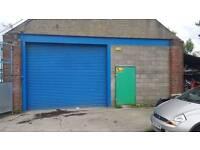 Garage to rent in skewen