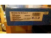 Nokia wireless car kit
