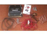 Auna 200W 2 channel car stereo amplifier