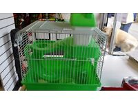 Hamster cages only £7 each