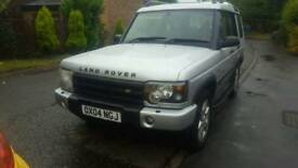 Landrover discovery 2 7 seater