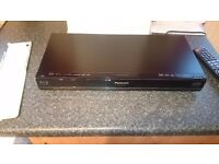 Panasonic blu ray 3d player in exelent condition bargain
