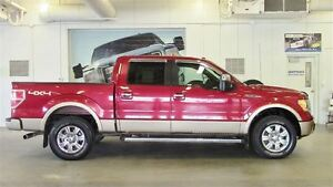 2012 Ford F-150 LARIAT  (Rear View Camera  Leather Bucket Seats
