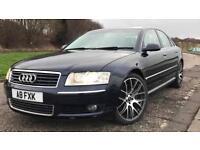 Audi A8 V8 Diesel Automatic- 12 Months Mot