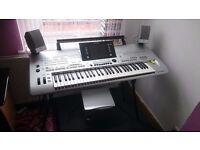 Yamaha tyros 3 keyboard for sale
