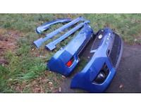 Ford Fiesta st bumpers sideskirts rear spoiler ,£350 no offers