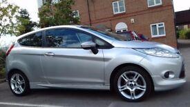 2010 Ford Fiesta Turbo Diesel FULL MANUFACTURER SPORT TUNING Zetec S New MOT,Tires, Battery