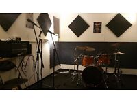 Rehearsal room for band to hire monthly N4