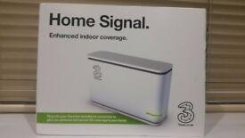 THREE (3) HOME SIGNAL BOX