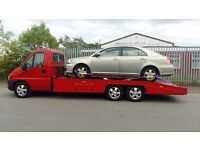 Recovery truck services