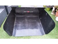 Boot Buddy plastic car boot liner in used but good condition