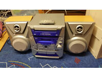 Thompson 5cd Stereo/Hifi/cd player/music centre with remote control