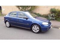 VAUXHALL ASTRA SXI 1.6 2002 LOOKS AND DRIVES PERFECT