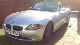 BMW Z4 Roadster, Convertible - Stunning condition- Priced for quick sale***