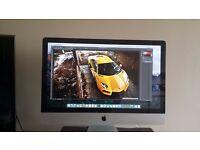 iMac 27 inch (Mid 2010) Intel i3 3.2Ghz, 8GB Ram, 1TB HDD, RADEON HD 5670 512MB Graphics, Photoshop