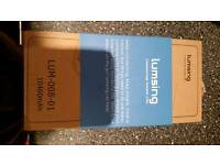 Lumsing 10400mah portable power bank battery. (New)
