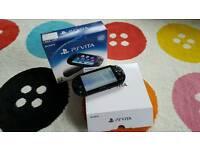 Boxed PlayStation Vita Wifi