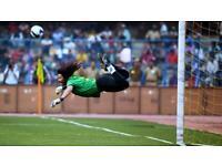 11-a-side Goalkeeper needed