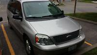 2005 Ford Freestar Limited Minivan, Luxurious Top of the Line