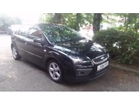 Ford focus 1.6 petrol manual low milage mot just expired