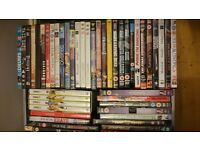 Huge DVD Joblot - over 1300 dvds, games, pc games some new and sealed