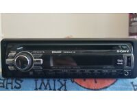 Sony CD player usb blue tooth aux great condition