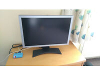 BenQ FP241W LCD Monitor - 24 inches, 1080p