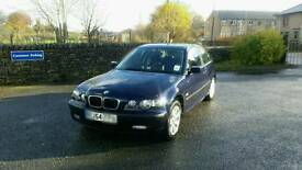 BMW 318TI SE COMPACT