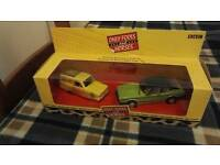 Corgi Only fools and horses Capri and van