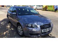 Audi A3 sportback 2006 5dr, quick sale