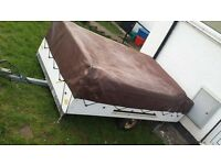 CONWAY 4 BERTH TRAILER TENT SPARES OR REPAIRS BARGAIN
