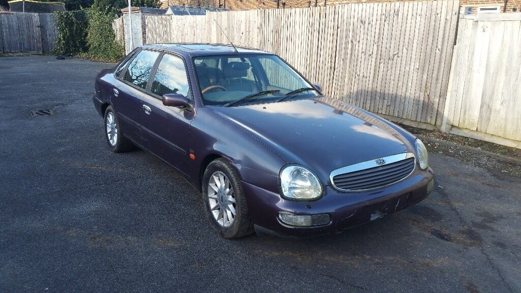 ford scorpio 2 9 v6 24v cosworth ultima spares or repairs. Black Bedroom Furniture Sets. Home Design Ideas