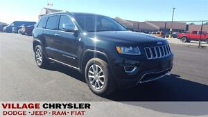 2015 Jeep Grand Cherokee LIMITED, AIR SUSPENSION,NAVI,Trailer To