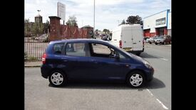Honda jazz 1.3 petrol 5 door clean and good condition