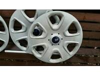 Ford KA 14inch wheel trims