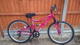 Brand new Apollo Spiral Ladies Mountain Bike