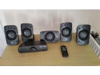 Logitech Z906 5.1 Sound System THX Certified