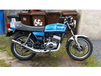 1979 Suzuki GT 250 X7 - Fully restored