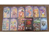 WWF WWE PPV VHS Videos Wrestlemania, Summerslam, Royal Rumble etc £5 each