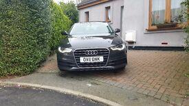 Audi A6 Saloon 2011