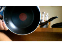 Tefal nonstick saucepan set