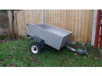 Small lightweight trailer