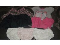 Bundle of Girls Clothes 9-12, 12-18 and 18-24 months