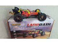 Landdash rc car , very fast car lipo battery