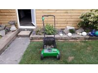 Gtech cordless cylinder mower for sale