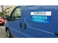 Dodsons man and van removals and clearance service best rates