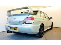 2006   Subaru Impreza WRX 2.5 STI   BLUETOOTH   TOUCH SCREEN   MOT   SERVICE HISTORY   SPARE KEY