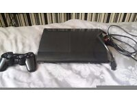 Sony ps3 and controller