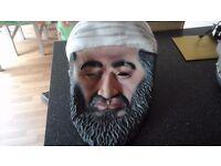 Mask of Osama bin Laden